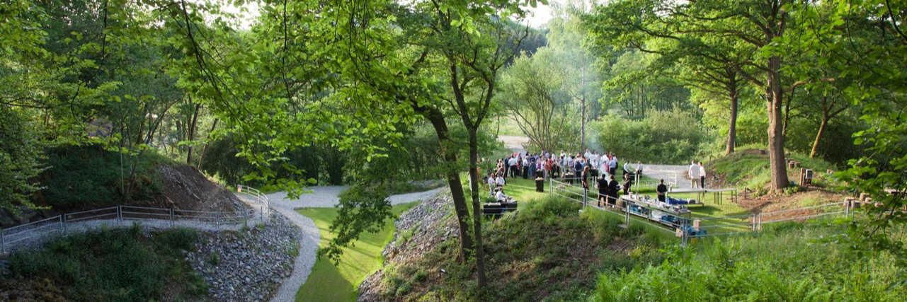 la carriere roc nature design gites design ardennes belgium